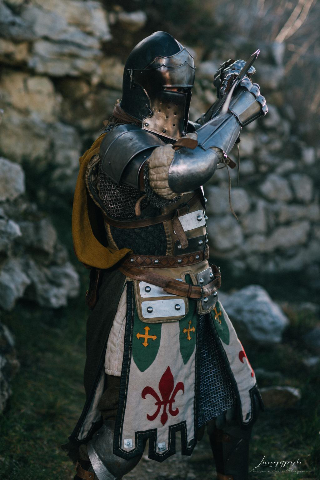 Warden | For Honor