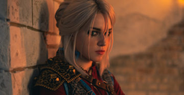 Cirilla | The Witcher