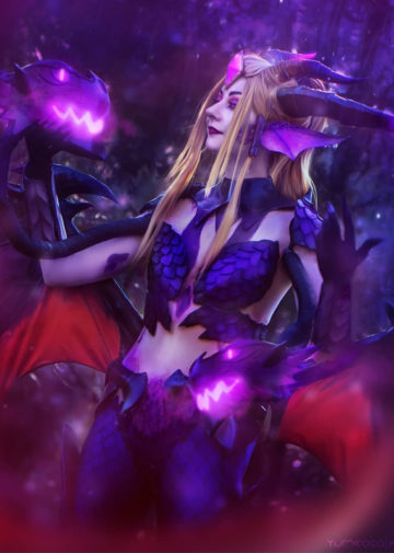 Zyra Zaklinaczka Smoków | League of Legends