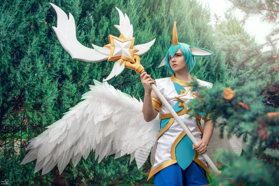 Genderbend Star Guardian Soraka | League of Legends