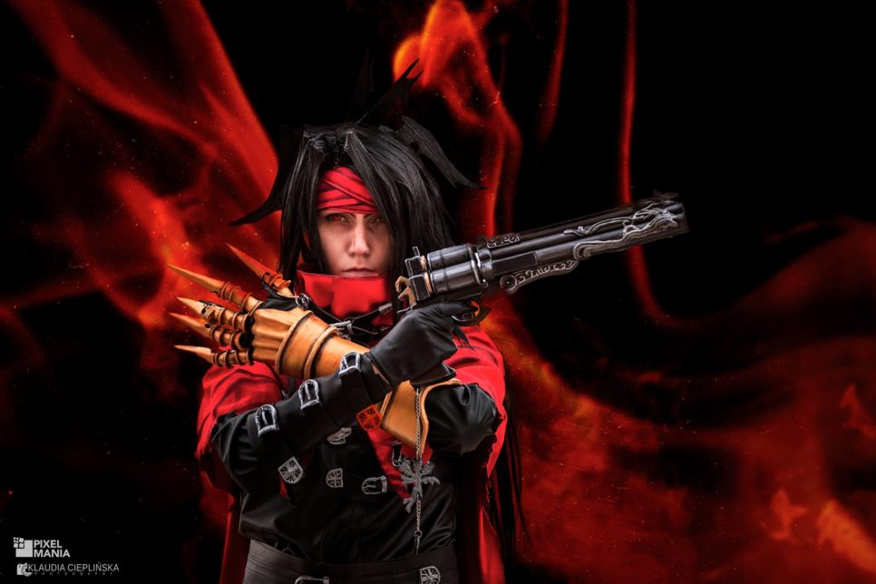 Vincent Valentine | Final Fantasy VII