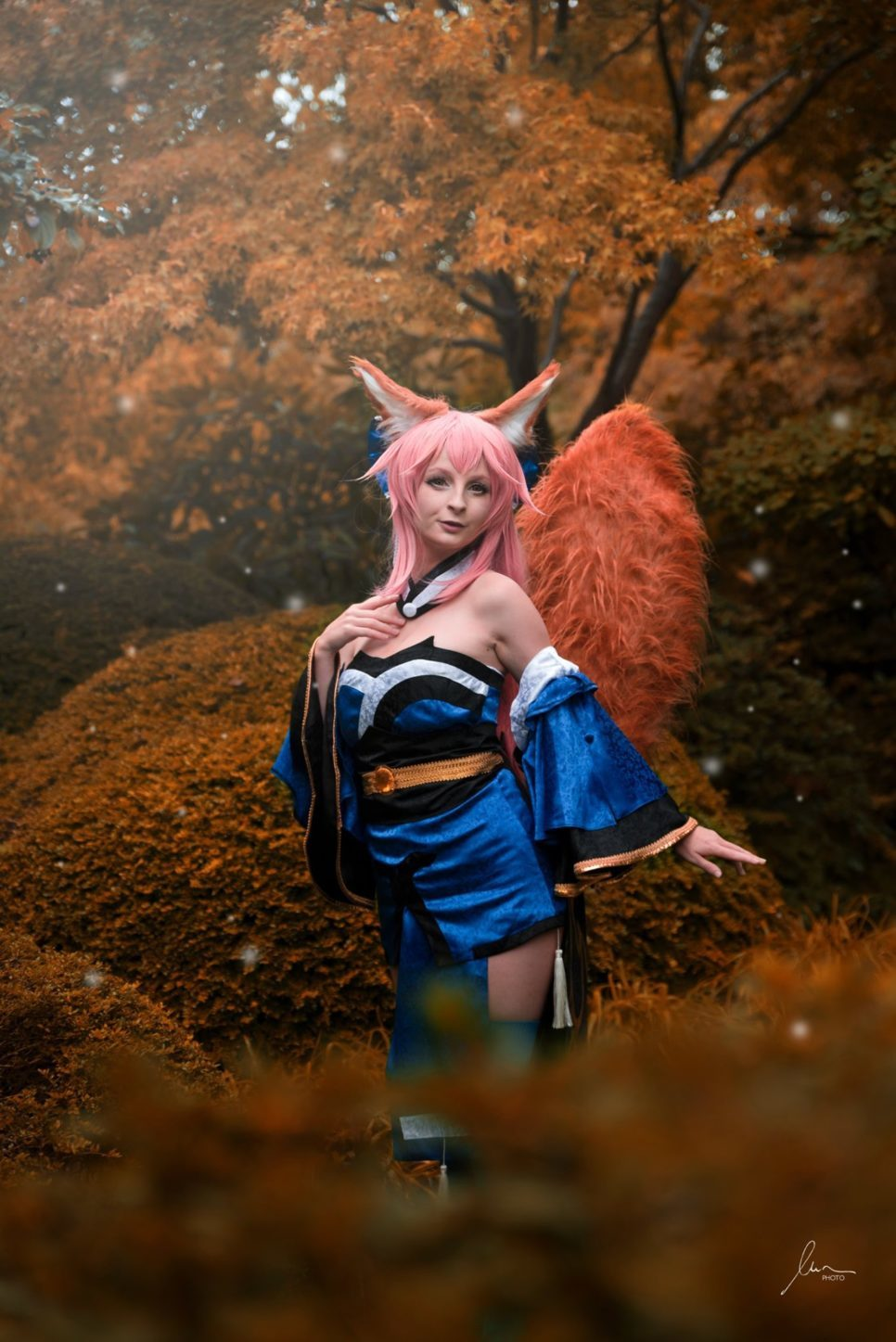 Tamamo no Mae | Fate/Grand Order