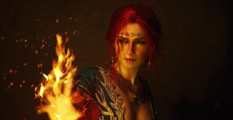 Triss Merigold | The Witcher