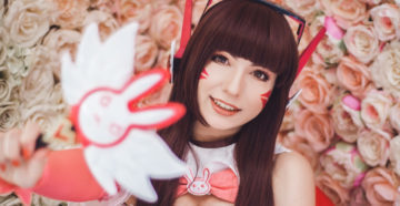 Magical Girl D.Va | Overwatch