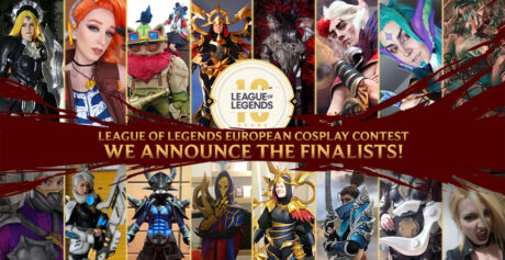 Uczestnicy League of Legends European Cosplay Contest