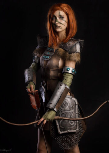 Aela the Huntress | Skyrim