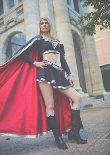 Dark Supergirl | DC