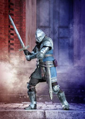 Elite Knight Set | Dark Souls