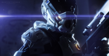 Scott Ryder | Mass Effect: Andromeda