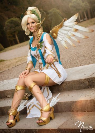 Winged Victory Mercy | Overwatch