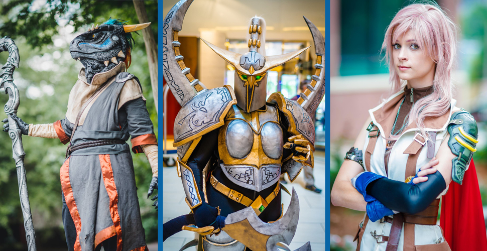 Cosplay na Dragon Con 2015