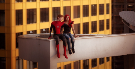Spider-Man i Mary Jane | Marvel