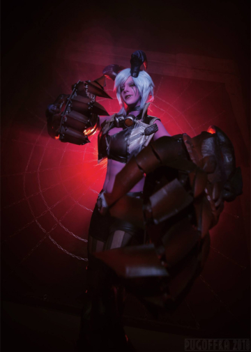 Demon Vi | League of Legends