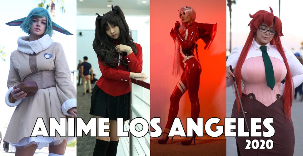 Anime Los Angeles 2020 Cosplay Music Video