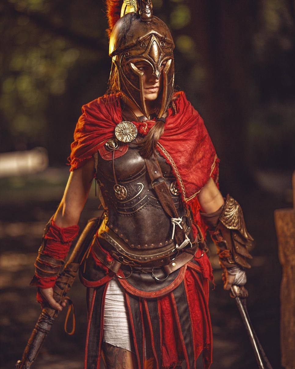 Kassandra | Assassin's Creed Odyssey
