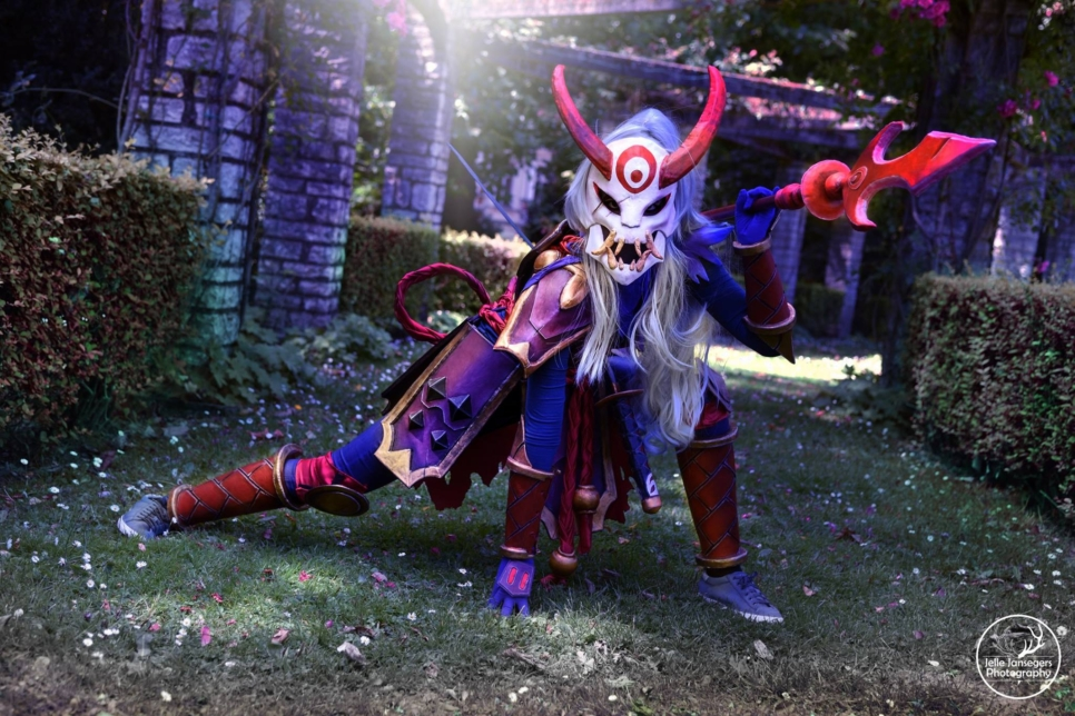 Blood Moon Kalista | League of Legends
