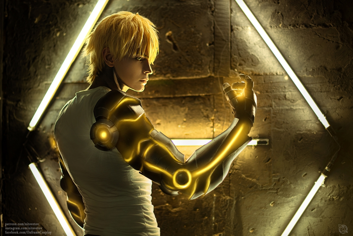 Genos | One Punch Man