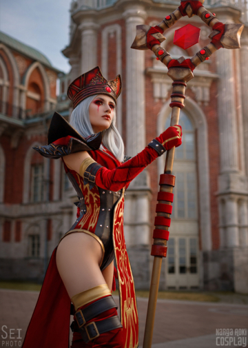Nadinkwizytorka Sally Whitemane | World of Warcraft