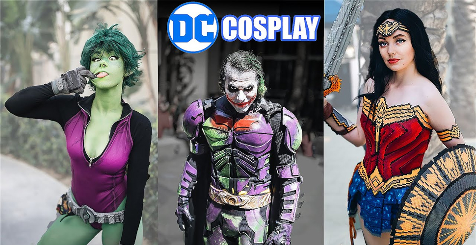DC Comics Cosplay Music Video 2019