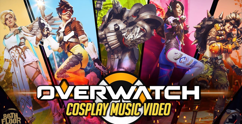 Cosplay Music Video Overwatch
