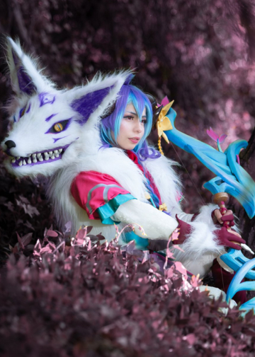 Spirit Blossom Kindred | League of Legends