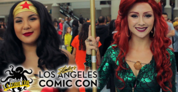 Can't Stop the Feeling -  CMV Stan Lee's LA Comic Con 2016