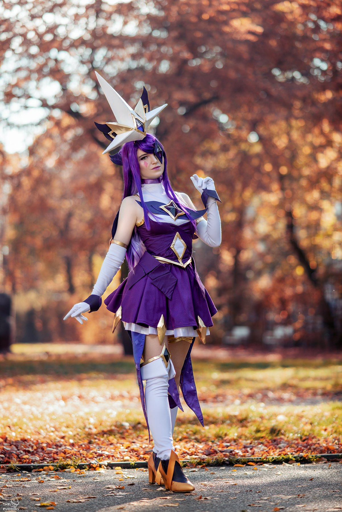 Star Guardian Syndra | League of Legends