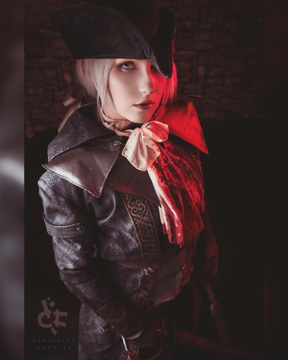 Lady Maria of the Astral Clocktower | Bloodborne