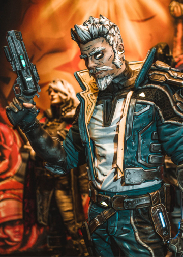 Zane | Borderlands 3