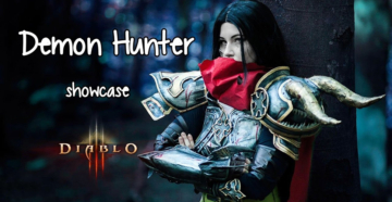 Cosplay Showcase - Demon Hunter z Diablo 3