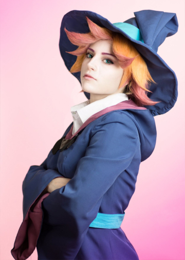 Amanda O'Neill | Little Witch Academia