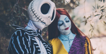 Jack i Sally | The Nightmare Before Christmas