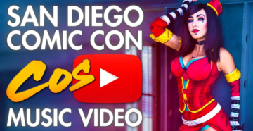 Cosplay Music Video San Diego Comic Con 2014
