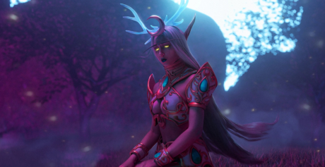 Elune | World of Warcraft