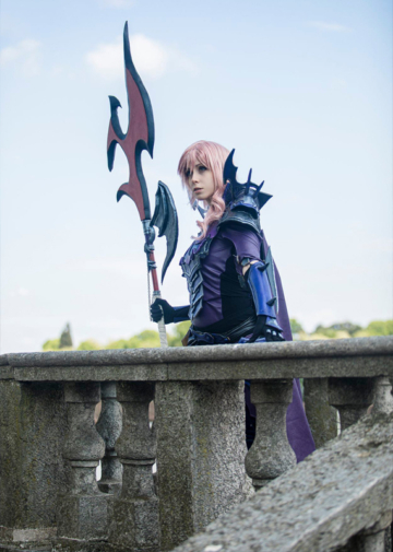 Lightning | Final Fantasy XIII