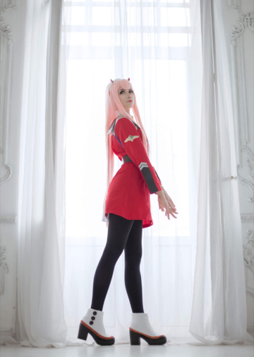 Zero Two | Darling in the Franxx