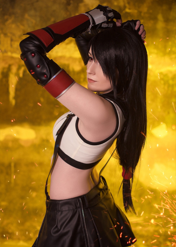 Tifa Lockhart | Final Fantasy VII