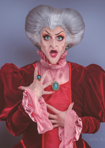 Lady Tremaine | Kopciuszek