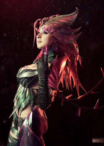 Zyra, Wiedźma Cierni | League of Legends