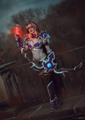 Banshee Queen - Sylvanas Windrunner | World of Warcraft