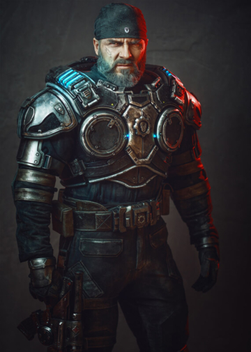 Marcus Fenix | Gears of War