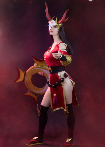 Blood Moon Sivir | League of Legends