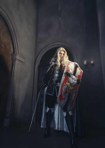 Alucard | Castlevania: Symphony of the Night