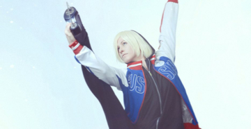 Yuri Plisetsky | Yuri!!! on Ice