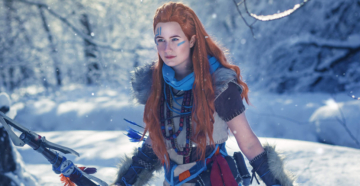 Aloy | Horizon Zero Dawn – The Frozen Wilds