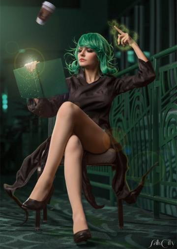 Tatsumaki | One Punch Man